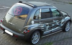 PT Cruiser Pt Cruiser Accessories, Car Man Cave, Chrysler Pt Cruiser, Cars And Motorcycles, Vehicles, Ideas, Cars, Vehicle