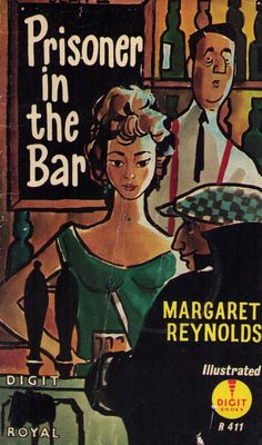 Prisoner in the Bar, Digit Books, 1958