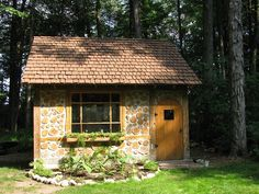 How To Build a 400 Square Foot Solar Powered Off Grid Cabin for $2,000 : How to build a nice small cabin powered by solar panels. Description from pinterest.com. I searched for this on bing.com/images