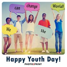 Happy Youth Day to our leaders of tomorrow! #weloveouryouth