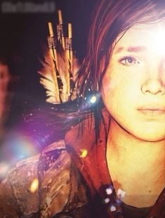 Awesome picture of Ellie (The Last Of Us) this is the best yet she looks so pretty! Beyond Two Souls, Joel And Ellie, Edge Of The Universe, Horror Video Games, Ps4 Games, Bioshock, Women In History, Post Apocalyptic, Zombie Apocalypse
