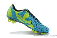 awesome nike soccer cleat
