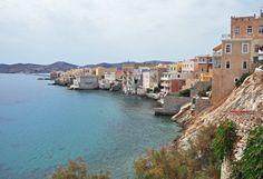 Vaporia Quarter, Ermoupolis Greek Islands, More Photos, Greece, Greek Isles, Greece Country