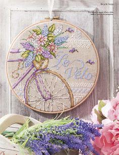 Cross Stitch Samplers, Cross Stitching, Cross Stitch Embroidery, Cross Stitch Patterns, Machine Embroidery, Cross Stitch Flowers, Needlework, Photo Wall, Floral