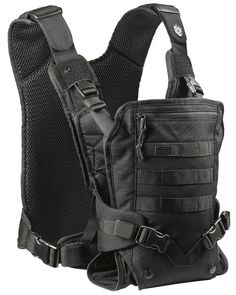 a new baby carrier--but tactical gear for the macho dad