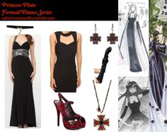 Forever 21 cutout sweetheart dress in Black Sequin embellished crossback gown or here or here or this dress or this dress Petite black velvet choker Yandy satin opera length gloves Iron Fist Loose Lips platform in Red or these shoes Betsey Johnson Euro cross drop earrings Betsey Johnson Royal Engagement large cross pendant necklace