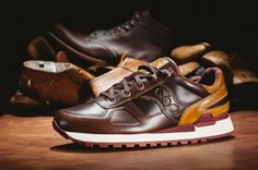 Wovlerine Saucony Shadow Original | Sole Collector