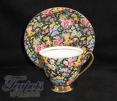 Bowbells Chintz Tea Cup