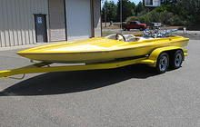 1978 Pioneer Jet Boat