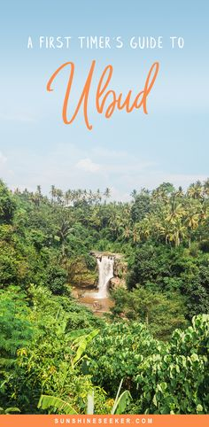 Space Guide Top 10 things to do in Ubud, Bali where to stay. A first timer's guide to Ubud! - The ultimate guide to Ubud! Experience the heart of Bali known for it's lush green rice terraces, old traditions, spirituality and clean living. China Travel, Bali Travel, Wanderlust Travel, Ubud, Phuket, Amazing Destinations, Travel Destinations, Cambodia Beaches, Best Travel Guides