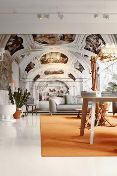 La Maison d'Anna G.: Blog tour Amsterdam - Moooi & Marcel Wanders
