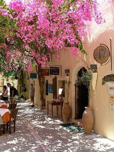 Beauties of Rethymno - Crete Island - GREECE