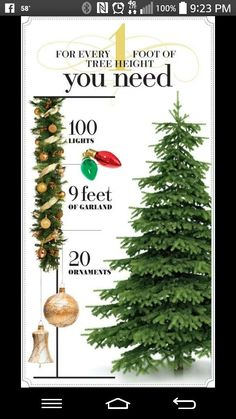 How Many Lights Do I Need On The Christmas Tree Best Way To Reduce