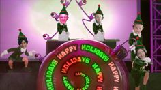 If you haven't tried Elf Yourself you are in for a treat! You get to dress your friends in elf costumes and make them dance to everything from hip hop to country! Christmas Dance, Christmas Love, Christmas Crafts, Christmas Ornaments, Christmas Goodies, Christmas Birthday, Christmas Holidays, Christmas Decorations, Elf Yourself Videos