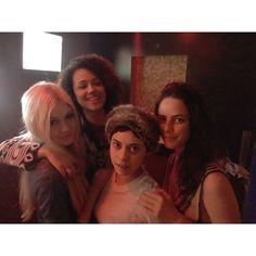 Sonya, Brenda, Teresa, Harriet