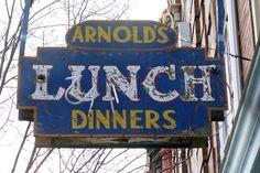 Arnold's Lunch Lebanon, Pennsylvania