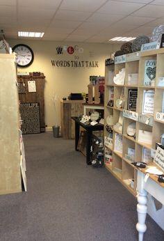 The new refurbished showroom