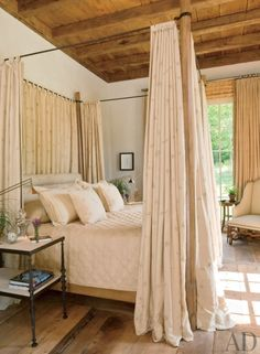 BY BILLY CUNNINGHAM FOR ARCHITECTURAL DIGEST - Beds To Dream About | Into The Gloss