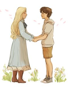 When Marnie Was There, I wanna see this movie so bad >.<
