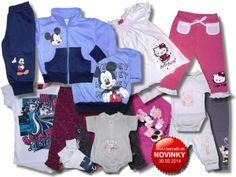 Detské oblečenie Disney, Hello Kitty, Losan - webshop
