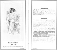 Spirella bust form from http://commons.wikimedia.org/wiki/File:SpirellaAccessories1913page4_5.png