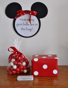 Minnie Mouse Birthday Party Ideas More