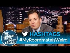The Tonight Show Starring Jimmy Fallon: Hashtags: Jimmy Fallon Hashtags, Jimmy Fallon Videos, Jimmy Fallon Show, Jimmy Fallon Justin Timberlake, Rap History, Funny Pictures, Funny Pics, Funny Stuff, Tonight Show