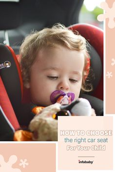 When travelling with babies and small children the biggest priority for parents in undoubtedly the safety of their little ones. With so many different car seats on the market it can be hard to figure out which car seat to choose in order to guarantee maximum safety for your baby. Here at Infababy we have compiled a list of some of the key things to consider when it comes to choosing the right car seat. Click the link for some key tips on choosing the right car seat!