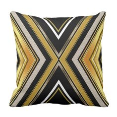 Chevron Art Deco Bla