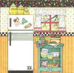 My dream kitchen, LOL