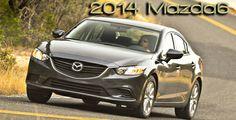 2014 Mazda Mazda6 Road Test Review written by Bob Plunkett : ROAD & TRAVEL Magazine