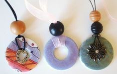 washer necklaces #washer #necklace