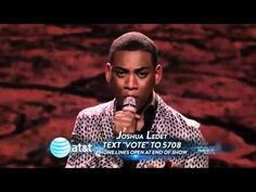 Joshua Ledet - Without You Joshua Ledet, Without You, Music Covers, American Idol, You Youtube, Love Him, The Voice, Singing, Videos
