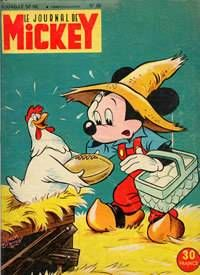 Le Journal de Mickey #88 (Issue)