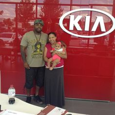 Congrats to Mike and Karissa! on your 16 ex optima thanks for making the drive from junction citywith Rich.