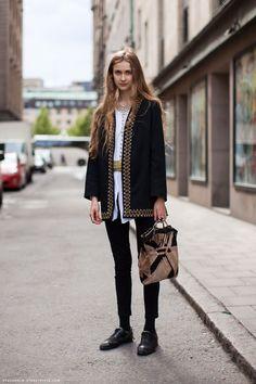 Street Style #flatlay #flatlay #flatlayapp www.theflatlay.com