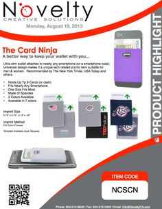 The Card Ninja Announcement, Ninja, Highlights, Smartphone, Creative, How To Make, Cards, Luminizer, Maps
