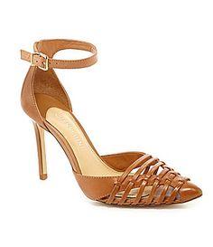 Grad shoe, Gianni Bini Ravenn PointedToe Pumps #Dillards
