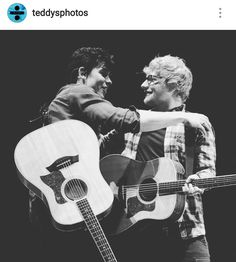 Ed and Shawn