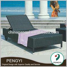 Alibaba muebles sillones de ratán al aire libre