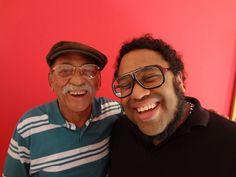 O cantor e baterista Wilson das Neves, referência da MPB, conhecido por sua elegância, boa música e bom humor, divide o palco com BNegão, um dos mais criativos e inquietos artistas cariocas da nova geração.