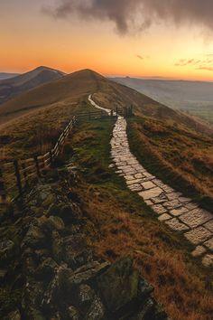 Pre-Dawn at Hollins Cross   Flickr - Photo Sharing!