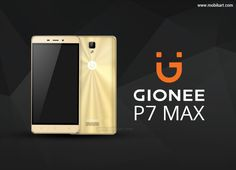 Gionee P7 Max with 13MP Camera is Available at Rs 13,999 in India