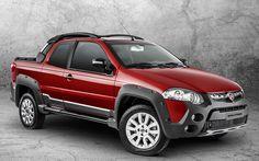 #Fiat Strada #Adventure