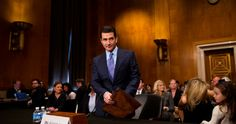 FDA nominee Dr. Scott Gottlieb deflects criticism about ties to drugmakers at his confirmation hearing- learn more!
