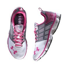 I want these!! UA Fight for a Cure.