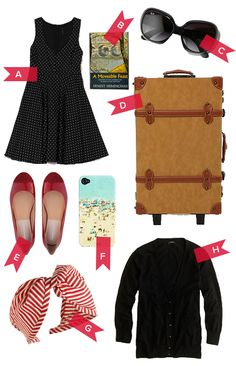 what a dreamy parisian packing list from @Jordan Ferney
