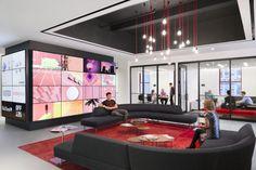 Exa Design / INSPIRATION / www.exadesign.ca Design intérieur / Interior Design / Design corporatif / Office space Shutterstock office, New York City