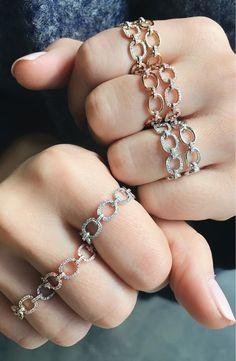 Infinity pendientes aretes blogueros Eternity infinito eternamente oro plata
