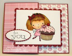 penny black mimi cupcake - Google Search